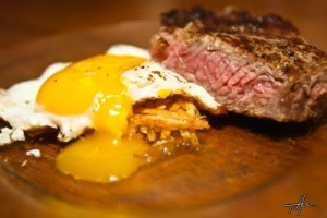 Steak N Eggs--4