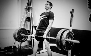 Adam Deadlift no straps