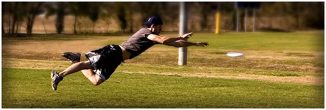 High Intensity Interval Frisbee