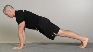 Plank Isometric