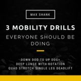 Max Shank Top Mobility Drills