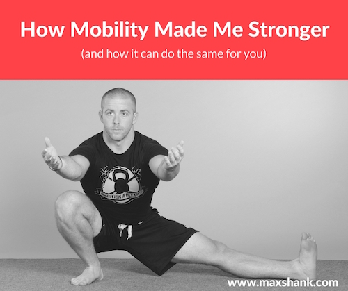 Mobility equals strength