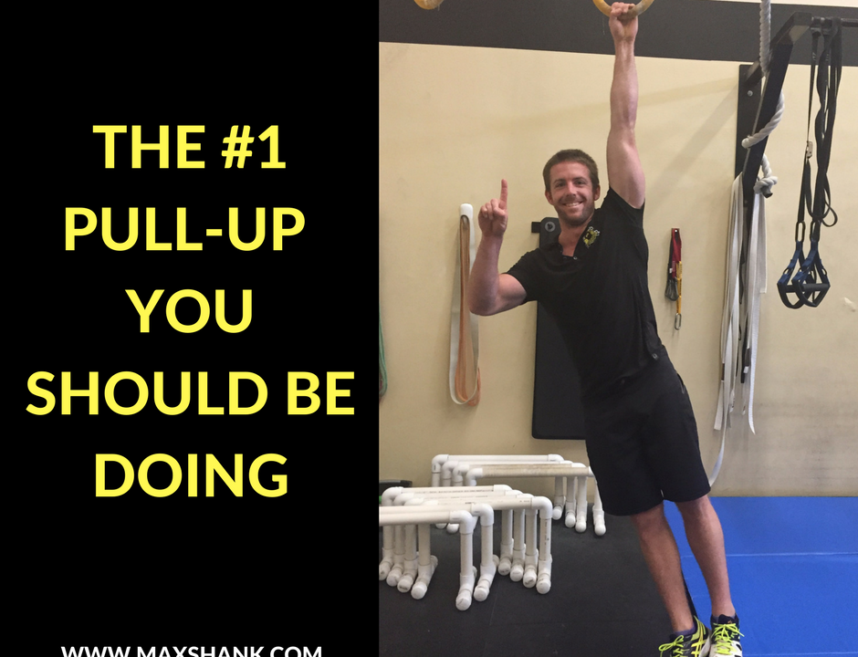 Max number one pull ups