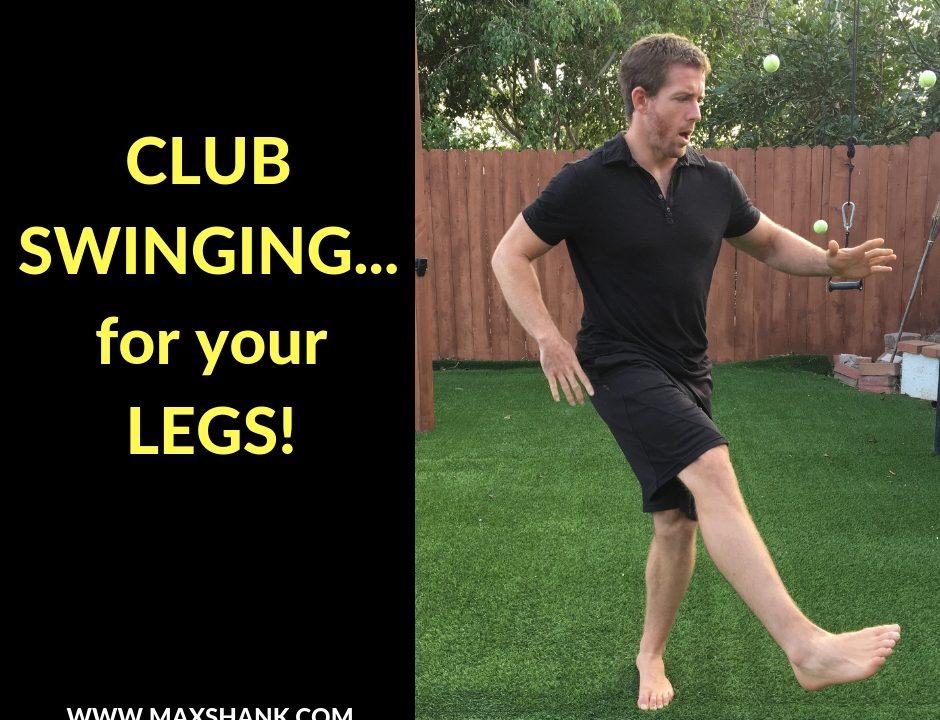 Max Swinging Legs