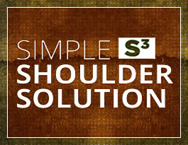Simple Shoulder Solution, Max Shank