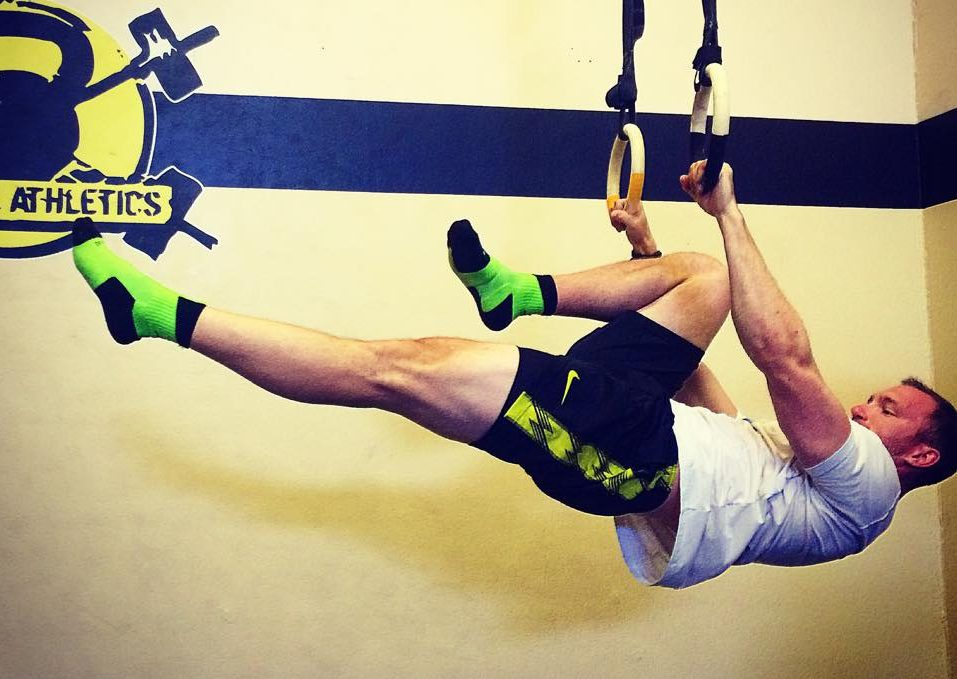 Karl Front Lever